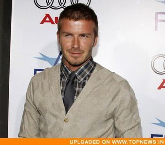 David Beckham  HQ Pics