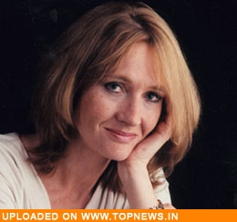 J K Rowling pens Harry Potter prequel for charity