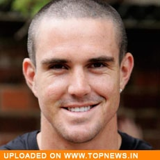 England captain Kevin Pietersen
