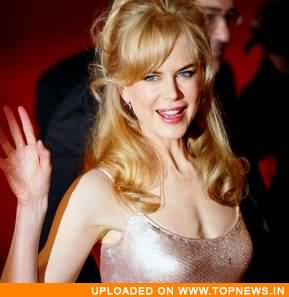 Nicole Kidman Prom Hairstyle