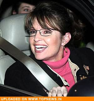 Pussycat Doll offers Sarah Palin a job in her band!