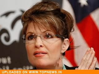 Palin's energy policy speech in Ohio