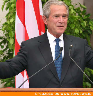 "Bush defends ""tough decisions"""