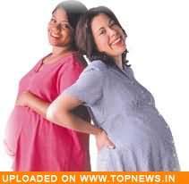 pregnant women ... held in Barrio Las Peñas, Guayaquil, Ecuador on Februray 11, 2011.