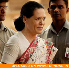 Sonia Gandhi attends Iftar party in Rae Bareilly