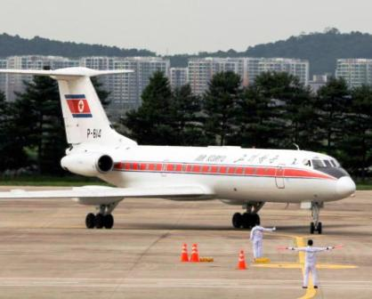 Sanctioned North Korean Airliner Air Koryo transits through Pakistan