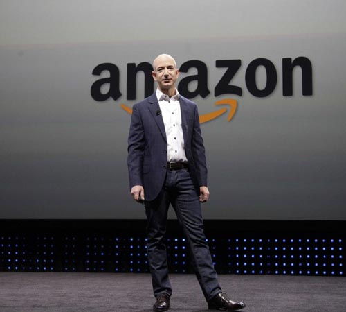 Amazon's Jeff Bezos named best-performing CEO in the world