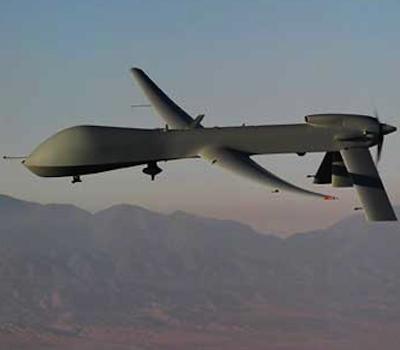 America Drone Strike