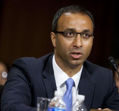 Indian-American Amit Priyavadan Mehta