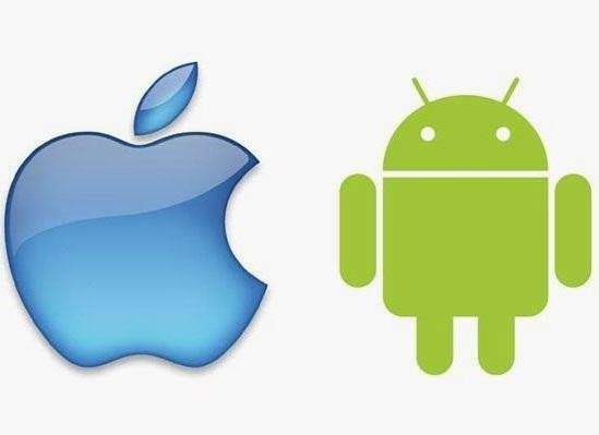 Android leaps ahead of Apple with 68 percent tablet market share during 2013