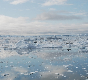 Arctic Sea Ice melts to sixth lowest level ever on record