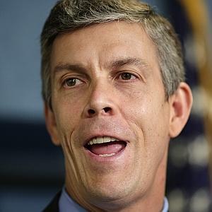 US Education Secretary Duncan prefers to be 'stripper than Secretary of State'