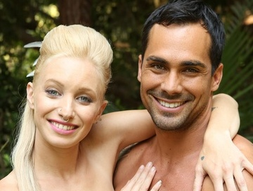 VH1's 'Dating Naked' couple tie knot nude!