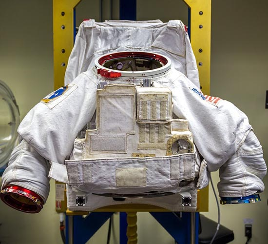 Astronauts Suits