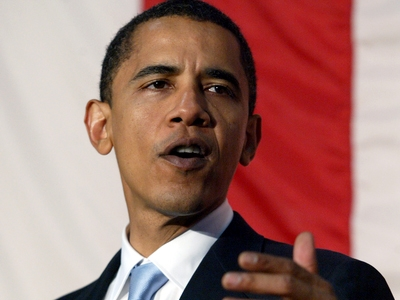 Obama calls himself 'underdog' in 2012 poll