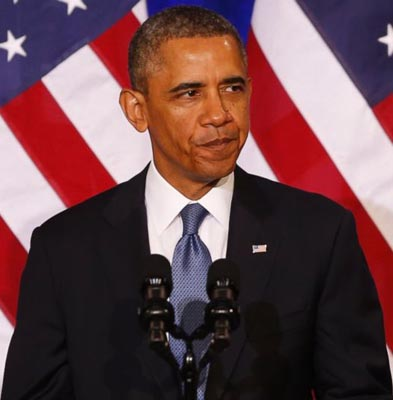China should help reinforce and abide by international law: Barack Obama