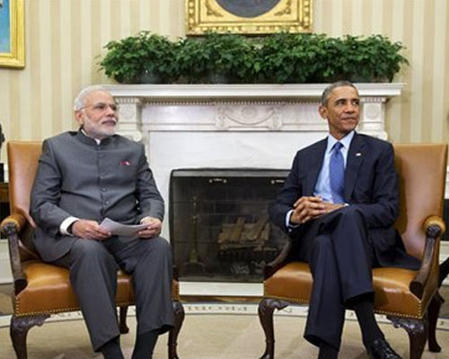 America integral part of 'Look East, Link West' policy, says PM Modi
