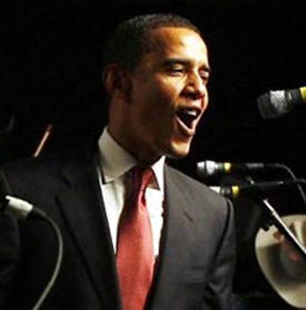 White House digs Obama's 'suit'-able tan!