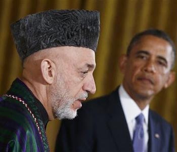 Obama signals faster US pullout from Afghanistan