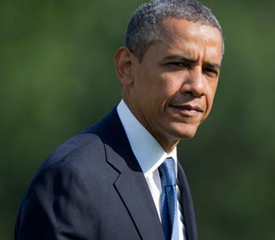 Obama proposes diplomatic solution to Ukraine crisis