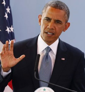 Obama to give TV interviews on Syria strike