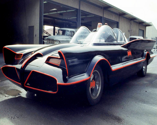 World's first real-life 'Batmobile' up for sale