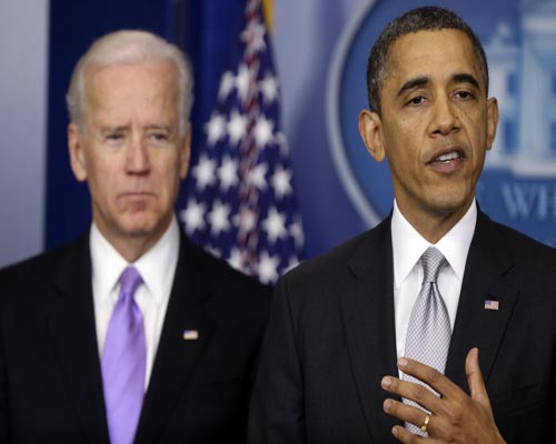 White House defends Biden, Obama ov