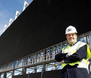 'Bigger than Boeing' world's largest TV set to enter Guinness Book of World Records