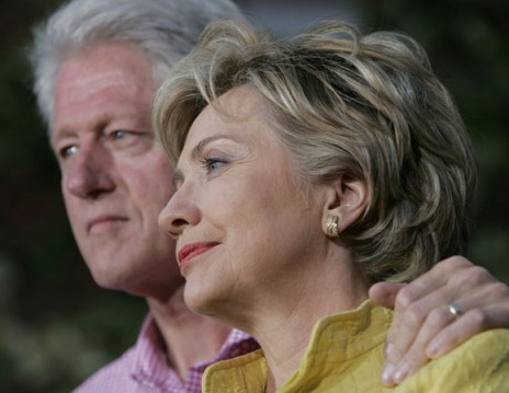 There's going to be off-Broadway musical about Bill, Hillary Clinton in April