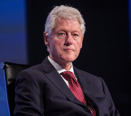Bill Clinton gets 400,000-plus Twitter followers
