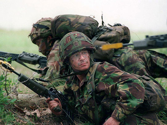 British Army Gurkhas refuse to fight alongside women recruits