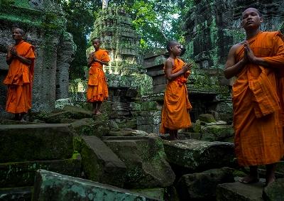 Buddhist monk mistaken for Muslim, attacked in US
