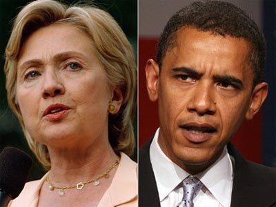 Clinton won't stay on even if Obama gets second term