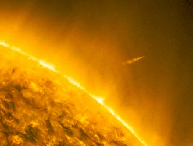 European astronomers discover new comet orbiting Sun
