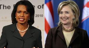 Condoleezza Rice, Hillary Clinton planning to re-enter 2012 Presidential race?