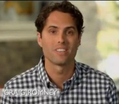 My dad wants to strengthen American dream: Craig Romney