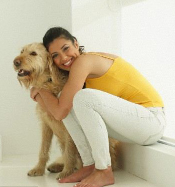 Owner's scent lingers on dog's brain like perfume: Study
