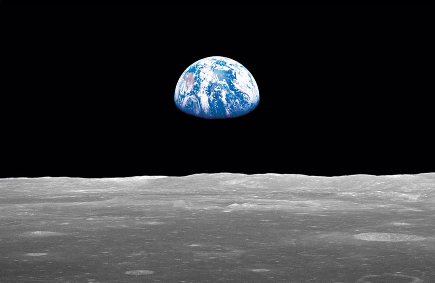 earth from the moon nasa - photo #24