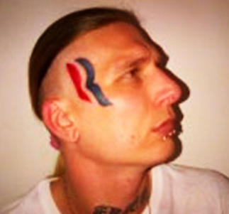 Indiana man paid $15,000 for Romney's campaign logo tattoo on face