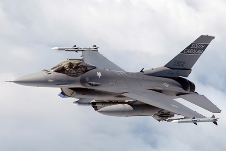 US approves sale of eight F-16 jets to Pak