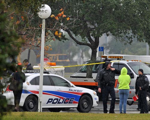 One injured in Florida college shooting