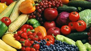Fruit and veggies may help ward off colon cancer