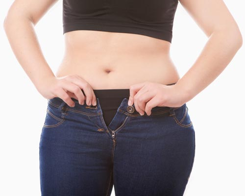 Scared of gaining weight? Kick the butt first