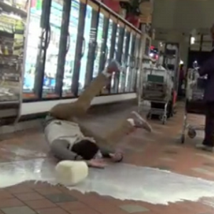 Gallon smashing prank video goes viral on internet