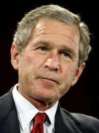 George W Bush `doesn't want to crawl back into swamp of politics`