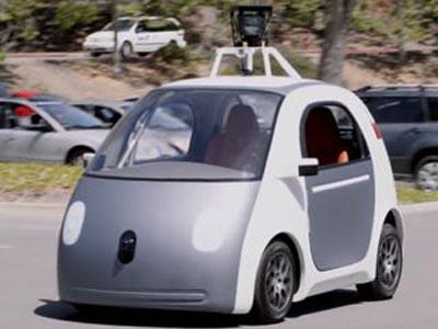 Google testing 'self driven car' in 'Matrix-style' virtual world