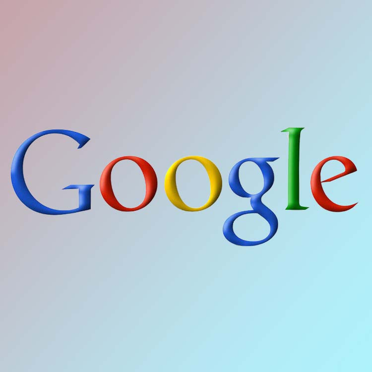 google  logo templates