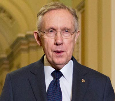 US Senate Majority Leader Harry Reid apologizes for cracking Asian jokes