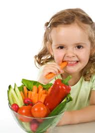 Healthy diets may boost children's IQ