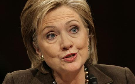 Hilary Clinton overtakes Obama as US'' favourite politician: Poll